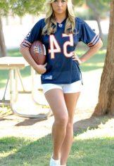 Alison Angel – The Footballer