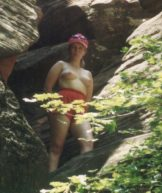 Jeanee Letsinger Naked at Zion National Park
