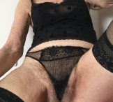 Old hairy granny pussy