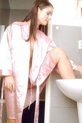Jedda – Pink Robe
