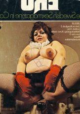 Compendium of classic porn mag Ero