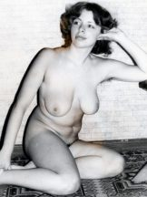 Hairy, natural, amateur beauties of the sixties