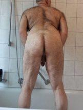 Hairy, chubby Daddy Fag / Haarig, mollig, tuntig