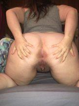 Slut With A Fat Hairy Ass