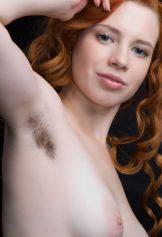 Hairy, sweaty, smelly female armpits