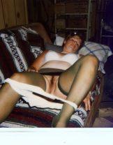 DeeDee Redhead in Polaroids