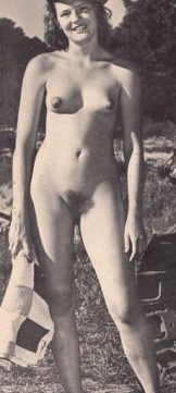 Could She Have Been Your Grandma? Vintage Nudes Compilation