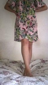 JoyTwoSex – Flower Dress Teasing