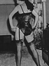 Retro-Vintage Hardcore, Stockings, Big Tits, Hairy Pussy