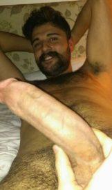 Hairy Middle Eastern Muslim gays