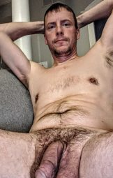 Naked Guy big dick