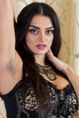 Latoya – Hairy Armpits Collection
