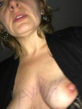 Carmen Polish mature hairy slut
