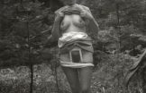 Black and White – Misc – Woodland flash
