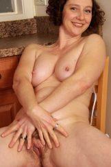 Hot and hairy mature women
