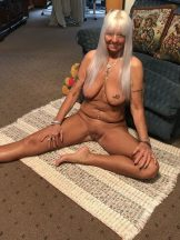 Hot Horny Old Lady