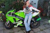 Mature Biker Chick