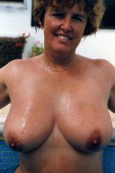 NIP – Hairy mature with big tits