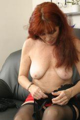 Hairy Mature Redhead Sex