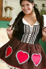 Lovely Latina Lady