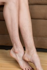 Girls with Hairy Legs