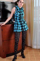 Hairy Teens – MARLA – Sexy Stockings