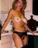 Then & Now – Naked Female Tanlines