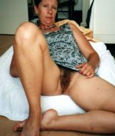Naughty French Wife With Hairy Pussy Enjoying With Cucumber