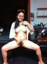 Cute Chubby Asian GF
