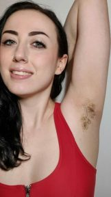 Hairy Armpit Girls LX