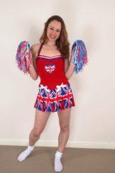 Nadia – Cheerleader