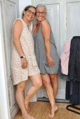 Beatrice & Tina