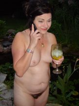 Outdoors Naked Compilation