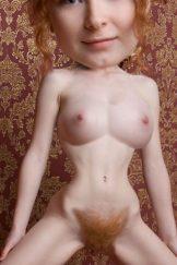 Bobblehead Porn (big heads, big pussies)