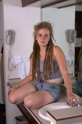Cute Hairy Hippy Sally 2
