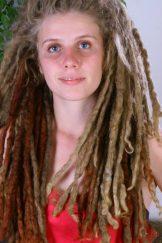 Cute Hairy Hippy Sally 5